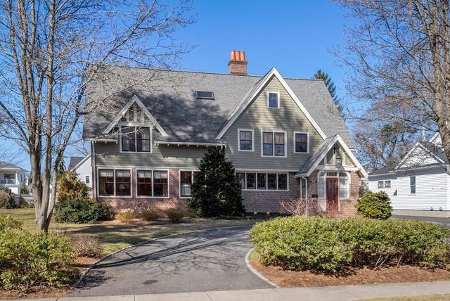 165 Fair Oaks Park, Needham, MA 02492 (MLS #72808670) :: Trust Realty One