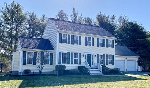 2 Maries Way, Freetown, MA 02717 (MLS #72808682) :: Spectrum Real Estate Consultants