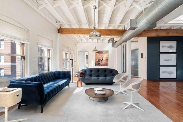 86 South Street Unit 5Ab, Boston, MA 02111 (MLS #72808700) :: Spectrum Real Estate Consultants