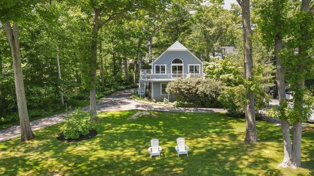 156 Hesperus #4, Gloucester, MA 01930 (MLS #72808716) :: DNA Realty Group