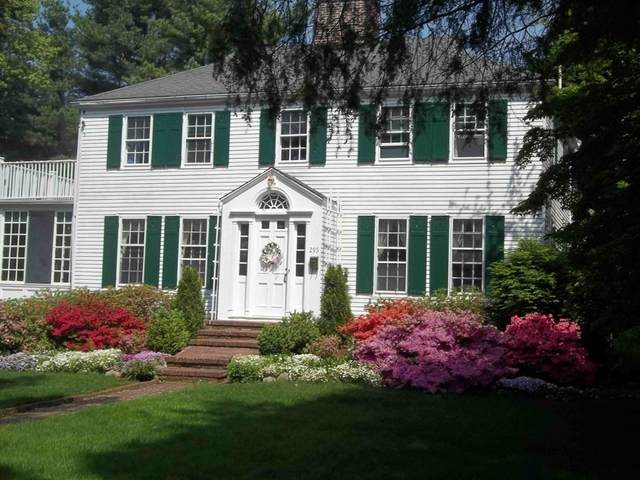 295 Walnut, Dedham, MA 02026 (MLS #72808731) :: Welchman Real Estate Group