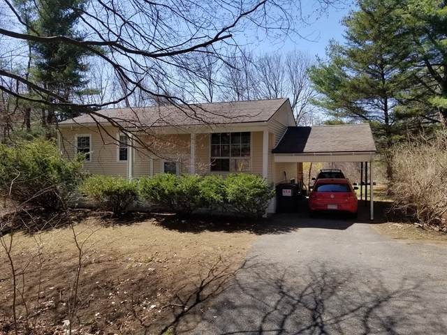 100 Leverett Rd, Amherst, MA 01002 (MLS #72808762) :: Spectrum Real Estate Consultants
