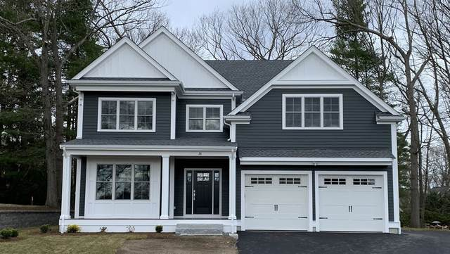 28 Dunster Road, Needham, MA 02492 (MLS #72808898) :: Trust Realty One