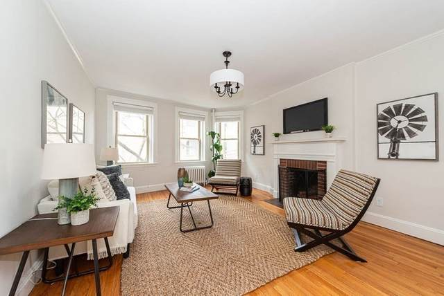 52 Garden Street #27, Cambridge, MA 02138 (MLS #72808924) :: EXIT Cape Realty