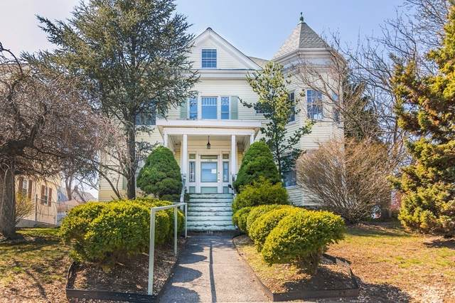 156 Lowell St, Peabody, MA 01960 (MLS #72808949) :: EXIT Realty