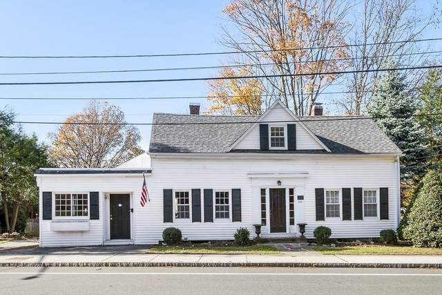 206 West Street, Reading, MA 01867 (MLS #72808990) :: Spectrum Real Estate Consultants