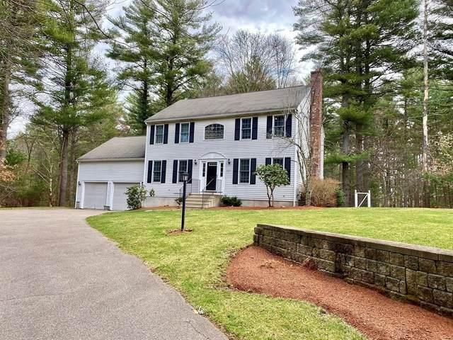 525 Bird Rd, Mansfield, MA 02048 (MLS #72808995) :: Kinlin Grover Real Estate