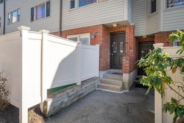 54 Regent Cir #54, Brookline, MA 02445 (MLS #72809154) :: Spectrum Real Estate Consultants