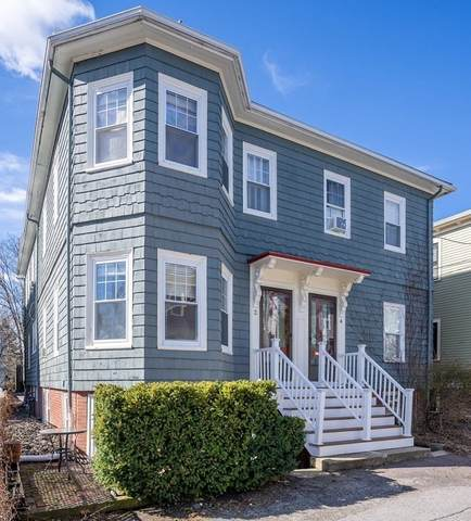 2-4 Emmons Place 2A, Cambridge, MA 02138 (MLS #72809265) :: Conway Cityside
