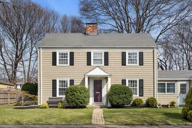 41 Birch Street, Marblehead, MA 01945 (MLS #72809278) :: Zack Harwood Real Estate | Berkshire Hathaway HomeServices Warren Residential