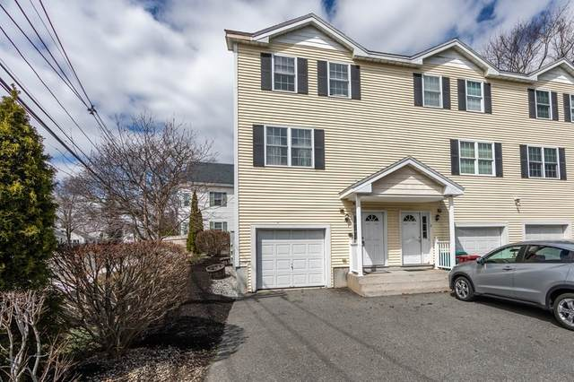 127 Hildreth Unit 1, Lowell, MA 01854 (MLS #72809294) :: Spectrum Real Estate Consultants