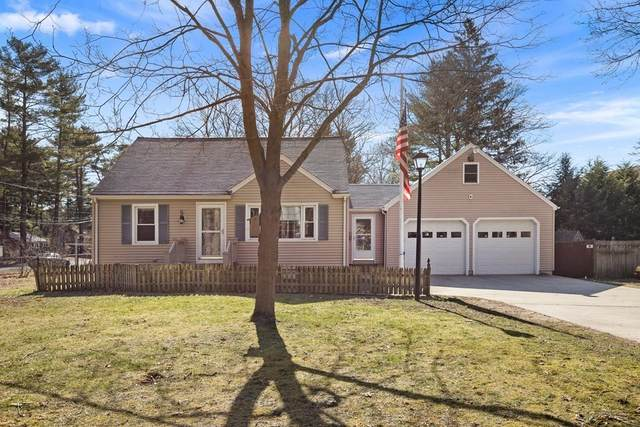 263 Mansfield Road, North Attleboro, MA 02760 (MLS #72809358) :: Anytime Realty