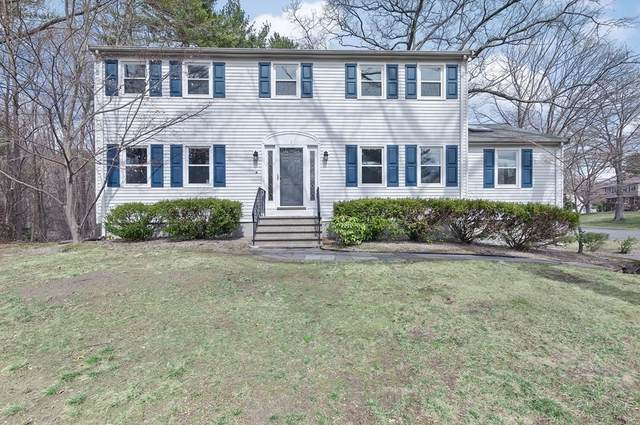 1 Montgomery Drive, Framingham, MA 01701 (MLS #72809363) :: Spectrum Real Estate Consultants