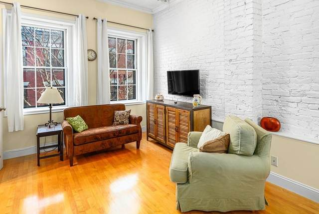 53 Garden Street #5, Boston, MA 02114 (MLS #72809379) :: Spectrum Real Estate Consultants