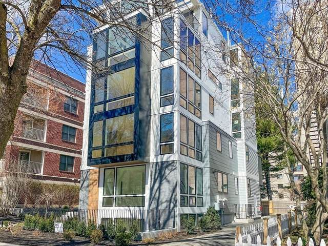 71 Winchester St A, Brookline, MA 02446 (MLS #72809396) :: DNA Realty Group
