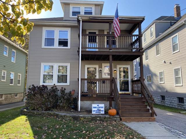 772 Belmont #772, Watertown, MA 02472 (MLS #72809411) :: Conway Cityside