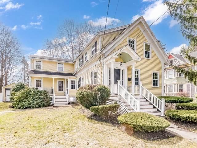 20 Woodlawn St, Randolph, MA 02368 (MLS #72809469) :: Cameron Prestige