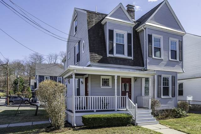 36 Charles Street #36, Newton, MA 02466 (MLS #72809474) :: Trust Realty One