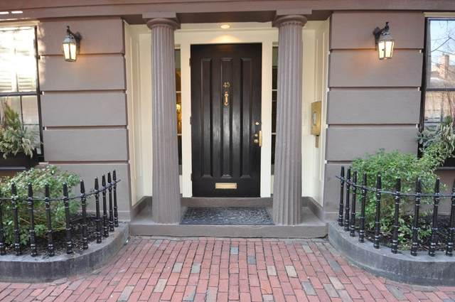 45 Mount Vernon Street 2C, Boston, MA 02108 (MLS #72809493) :: Spectrum Real Estate Consultants