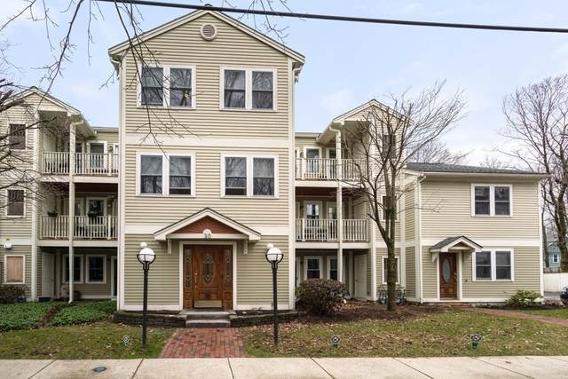 30 Cameron Street #3, Brookline, MA 02445 (MLS #72809503) :: Trust Realty One