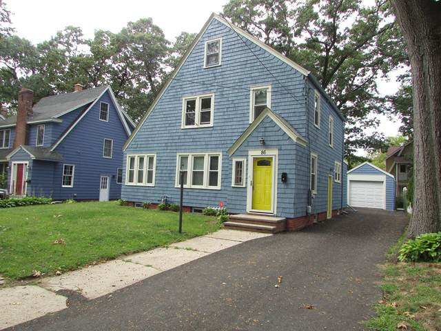86 Perkins St, Springfield, MA 01118 (MLS #72809510) :: The Ponte Group