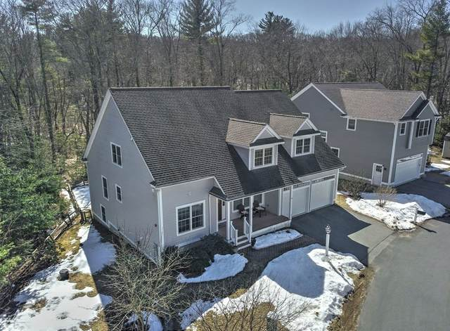 17 Hepatica Dr #17, North Andover, MA 01845 (MLS #72809534) :: Spectrum Real Estate Consultants