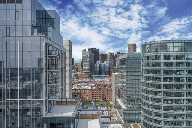 135 Seaport Boulevard #1505, Boston, MA 02210 (MLS #72809572) :: Charlesgate Realty Group