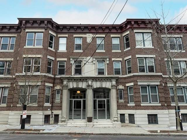 105 Winchester St #2, Brookline, MA 02445 (MLS #72809585) :: The Gillach Group
