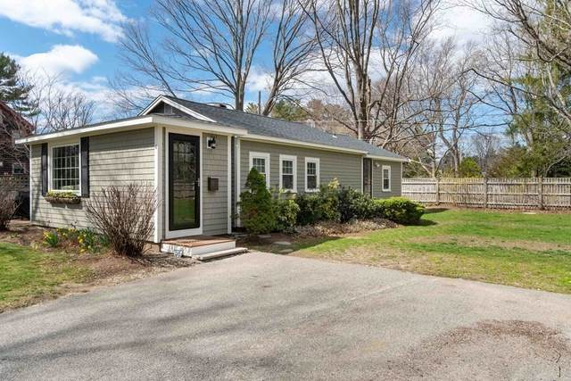 4 Ritter Road, Hingham, MA 02043 (MLS #72809655) :: Spectrum Real Estate Consultants
