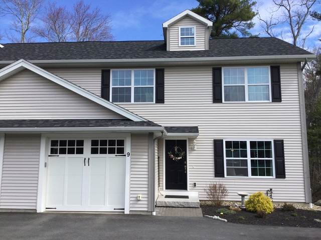9 Acorn St #9, Middleton, MA 01949 (MLS #72809714) :: EXIT Realty