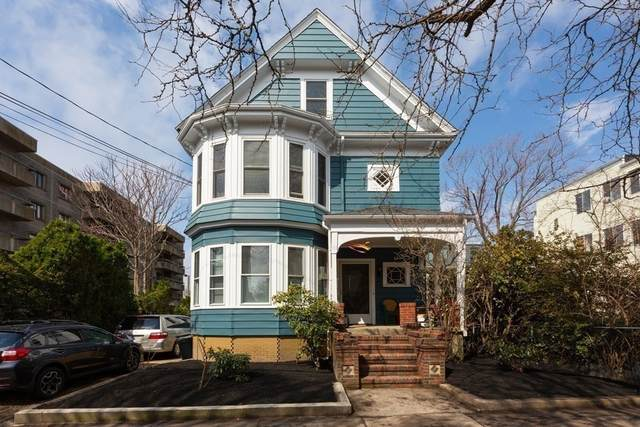 74 Florence St, Somerville, MA 02145 (MLS #72809721) :: DNA Realty Group