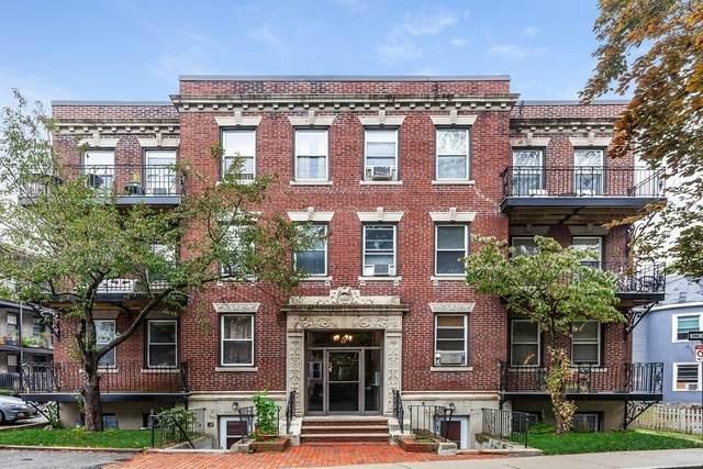 8 Kinross Rd #2, Boston, MA 02135 (MLS #72809726) :: Trust Realty One