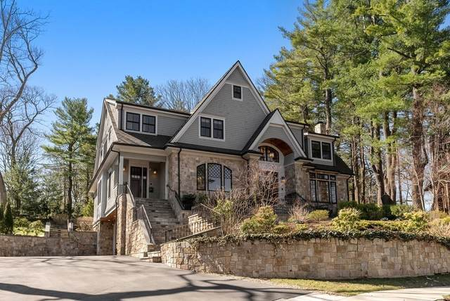 25 Sheffield Road, Newton, MA 02460 (MLS #72809753) :: Spectrum Real Estate Consultants