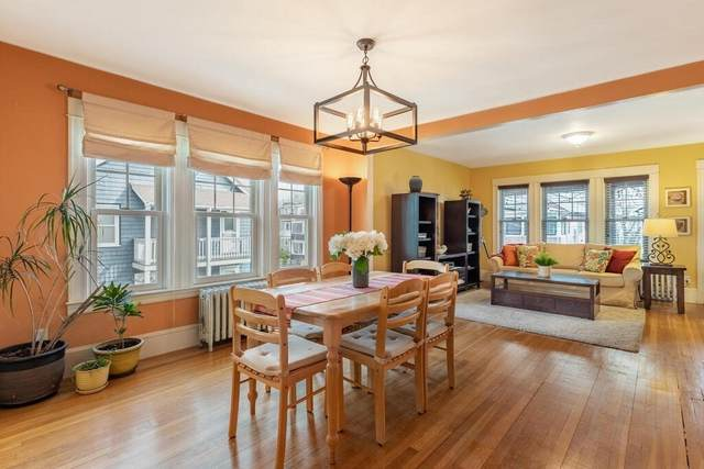 16 Harrison Ave #2, Cambridge, MA 02140 (MLS #72809774) :: Trust Realty One