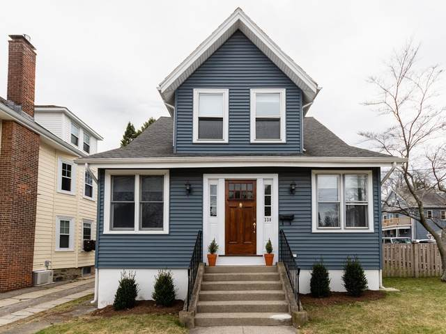 338 Belmont St, Watertown, MA 02472 (MLS #72809808) :: EXIT Cape Realty