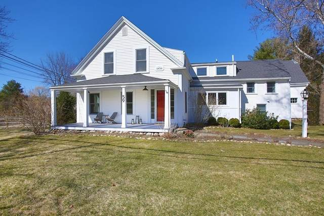 59 Everett St, Natick, MA 01760 (MLS #72809825) :: DNA Realty Group