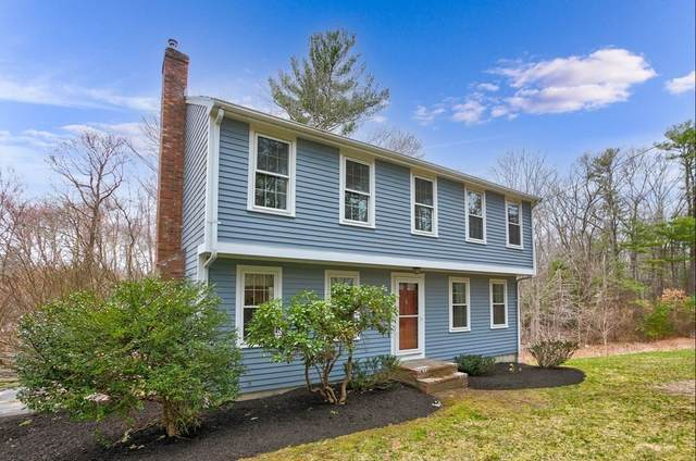 10 Birchwood Ln, Norwell, MA 02061 (MLS #72809826) :: Spectrum Real Estate Consultants