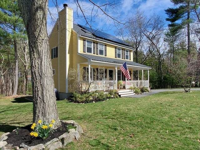 27 Mulberry Circle, Ayer, MA 01432 (MLS #72809831) :: Welchman Real Estate Group