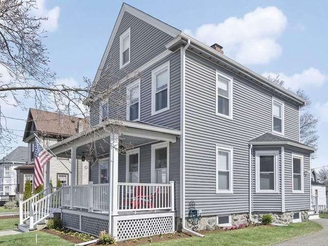 16 Fiske Avenue, Waltham, MA 02453 (MLS #72809840) :: Spectrum Real Estate Consultants