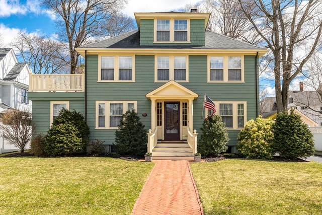 117 Pickering Street, Needham, MA 02492 (MLS #72809842) :: Trust Realty One