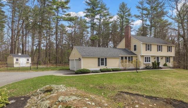 2 Tanglewood Rd, Boxford, MA 01921 (MLS #72809863) :: The Gillach Group