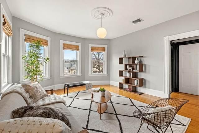 43 Springfield Street #3, Somerville, MA 02143 (MLS #72809874) :: Spectrum Real Estate Consultants
