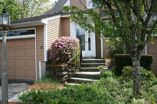 2 Fairway View Lane #2, Norton, MA 02766 (MLS #72809887) :: Walker Residential Team