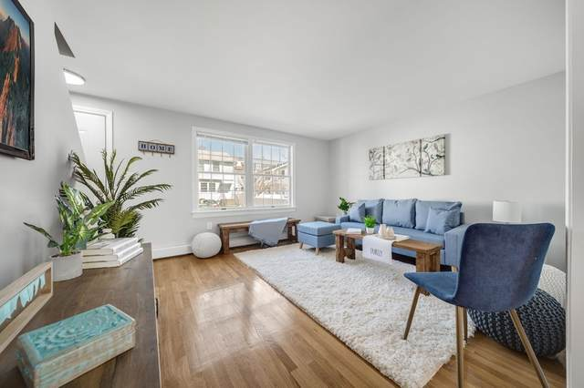 27-R Myrtle St 27R, Somerville, MA 02145 (MLS #72809898) :: Conway Cityside