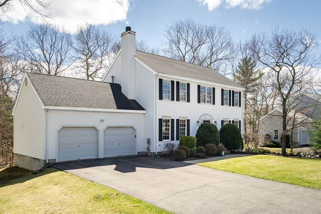 38 Thompson Court, Stoughton, MA 02072 (MLS #72809908) :: Spectrum Real Estate Consultants