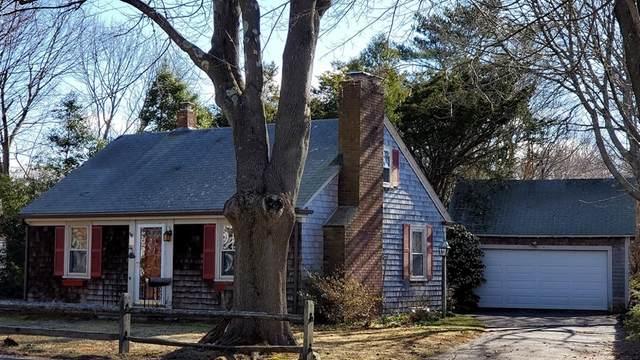 246 Davisville Rd, Falmouth, MA 02536 (MLS #72809957) :: Welchman Real Estate Group