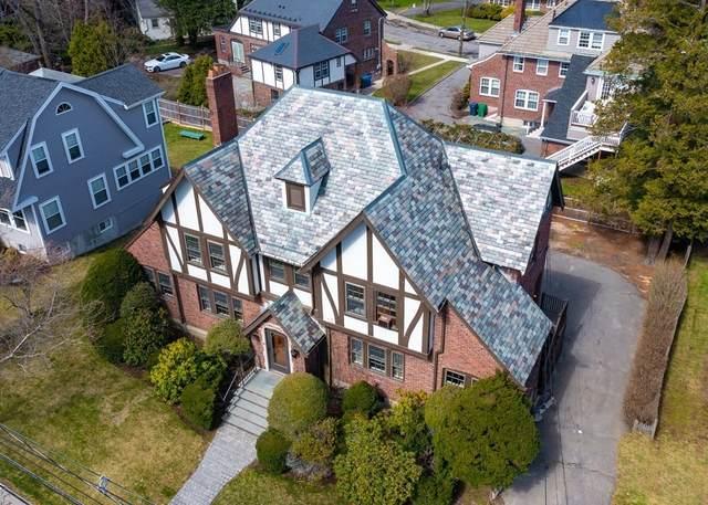 20 Fellsmere Rd, Newton, MA 02459 (MLS #72809962) :: Welchman Real Estate Group