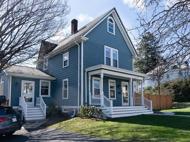 74 Anawan Ave, Boston, MA 02132 (MLS #72809988) :: Welchman Real Estate Group