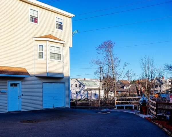 14 Tyler St #2, Lawrence, MA 01843 (MLS #72810036) :: Team Roso-RE/MAX Vantage