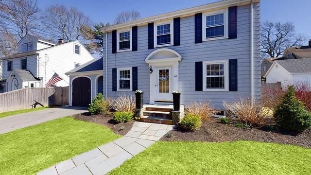 60 Woodard Road, Boston, MA 02132 (MLS #72810083) :: Welchman Real Estate Group